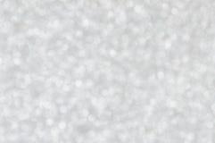 Defocused abstrakt silver tänder bakgrund Fotografering för Bildbyråer