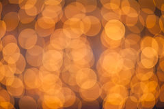 Defocused abstrakter Hintergrund der Lichtpunkte Unscharfe bokeh Scheine stockbilder