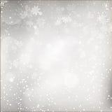 Defocused abstrakter Weihnachtshintergrund ENV 10 Lizenzfreie Stockfotografie