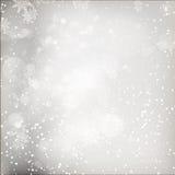 Defocused abstrakter Weihnachtshintergrund ENV 10 Stockfotografie