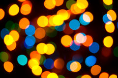 Defocused background Royalty Free Stock Photography