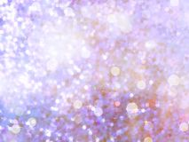 Defocused beidge lights. glitter. EPS 10 Stock Photography