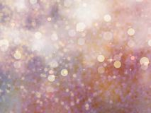 Defocused beidge lights. glitter. EPS 10 Stock Images