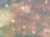 Defocused beidge lights. glitter. EPS 10 Royalty Free Stock Photos