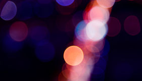Defocused blur Royalty Free Stock Images
