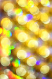 Defocused bokeh lights Royalty Free Stock Photos