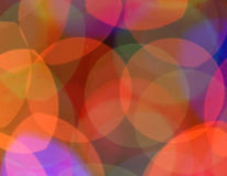 Defocused color background Royalty Free Stock Images