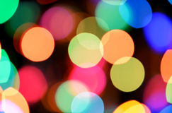 Defocused color background Royalty Free Stock Photos