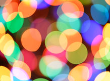 Defocused color background Royalty Free Stock Image