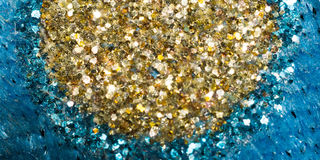 Defocused Glitter Royalty Free Stock Photo