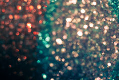 Defocused Glitter Royalty Free Stock Photos