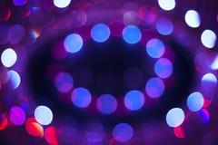 Defocused illumination Stock Photo