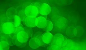 Defocused Lichtpunkte bokeh Hintergrund Lizenzfreies Stockfoto