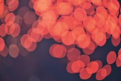 Defocused light Stock Photo
