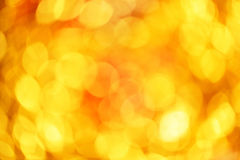 Defocused light Stock Image