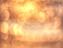 Defocused of light blue, pink and orange backlight on ice flow. Bokeh photo stock photography