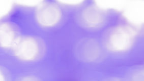 Defocused of light bokeh purple tone background Stock Photography