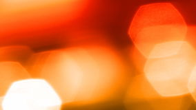 Defocused Light Reflections Royalty Free Stock Photos