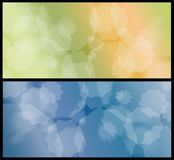 Defocused lights. Background. Vector Illustration. EPS10 Royalty Free Stock Photo