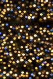 Defocused Lights Background Royalty Free Stock Photography