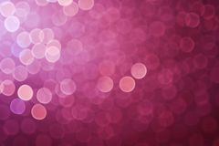 Defocused lights background Royalty Free Stock Image