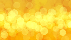 Defocused lights bokeh Royalty Free Stock Image