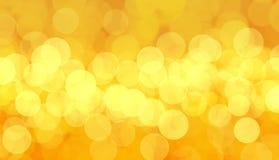 Defocused lights bokeh royalty free stock image
