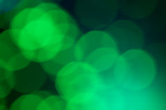 Defocused lights bokeh abstract background. Royalty Free Stock Image