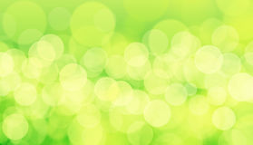 Defocused lights spring Royalty Free Stock Photo