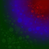 Defocused multicolor abstract background Stock Photography