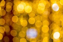 Defocused unscharfer abstrakter heller Hintergrund Stockfoto