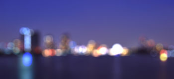Defocused urban abstract texture background Stock Photo