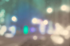 Defocused urban abstract texture background for your design Royalty Free Stock Photos