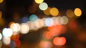 Defocused urban abstract texture ,blurred stock video