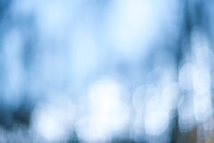 Defocused urban city lights - Abstract bokeh night texture backg. Round Royalty Free Stock Photo