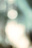 Defocused urban city lights - Abstract bokeh night texture backg Stock Photos