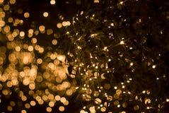 Free Defocused Yellow Light Effect Stock Image - 13869791