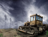 Free Deforestation Royalty Free Stock Images - 5903589