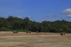 Deforestation environmental problem Stock Photography