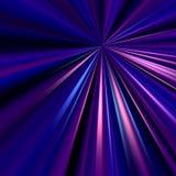 Deformación púrpura Imagenes de archivo