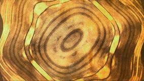 Deformed Circles Fractal stock footage