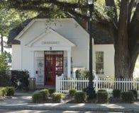 DeFuniak histórico salta biblioteca de Florida Fotos de Stock