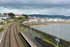 Deganwy Royalty Free Stock Image