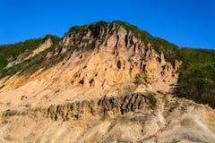 Degeneretion de géologie Images stock