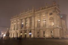 Degli Acaja di Palazzo Madama e Casaforte fotografia stock