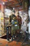 Degli Alpini (museo alpino de Museo de las tropas de Italia) Fotos de archivo