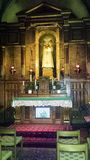 Degli Angioli di Chiesa Santa Maria Immagini Stock