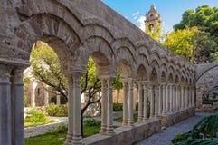 Degli de San Giovanni de Di de Chiesa Eremiti - Palerme photos libres de droits