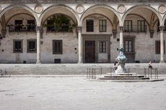 Degli Innocenti Firenze di Ospedale Fotografia Stock Libera da Diritti