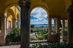 Degli Italiani Vittoriale Стоковое Изображение